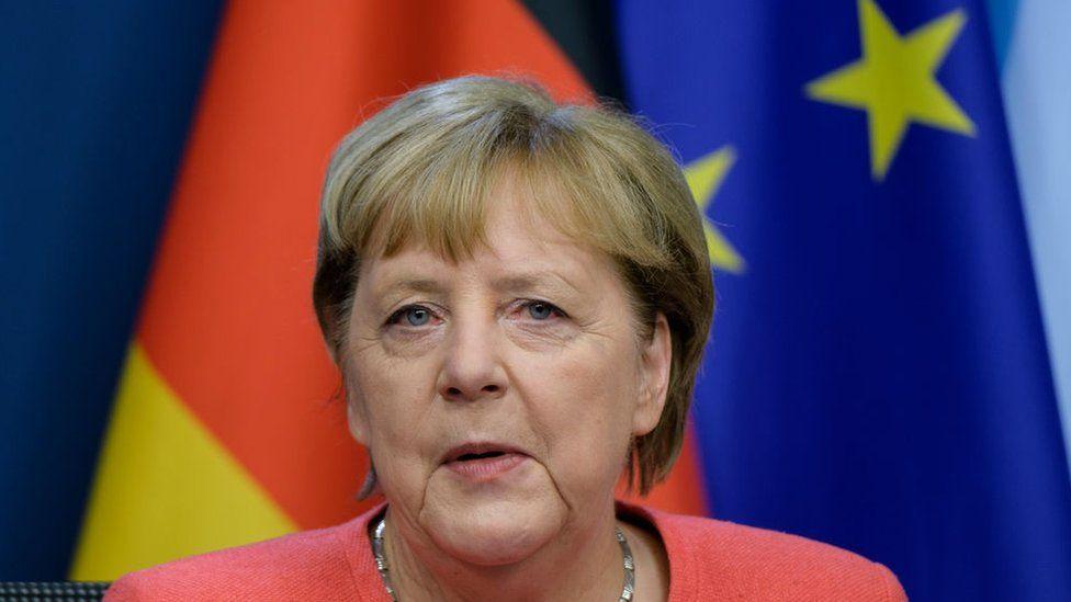 Farewell of Angela Merkel